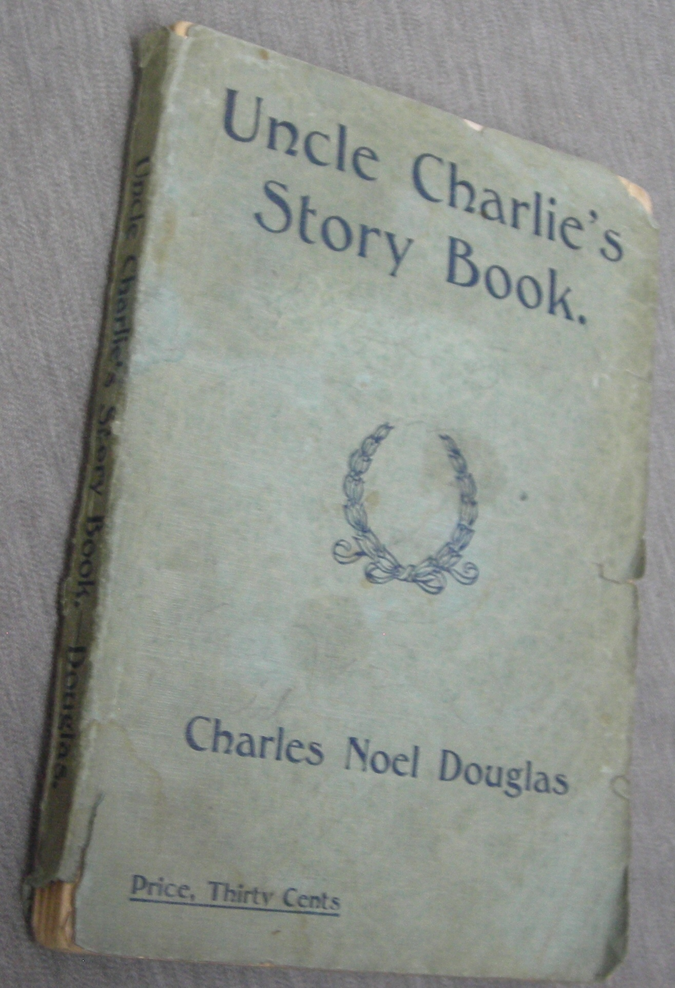 Image for Uncle Charlie's Story Book