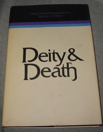 Image for Deity & Death: Selected symposium papers (Religious studies monograph series)
