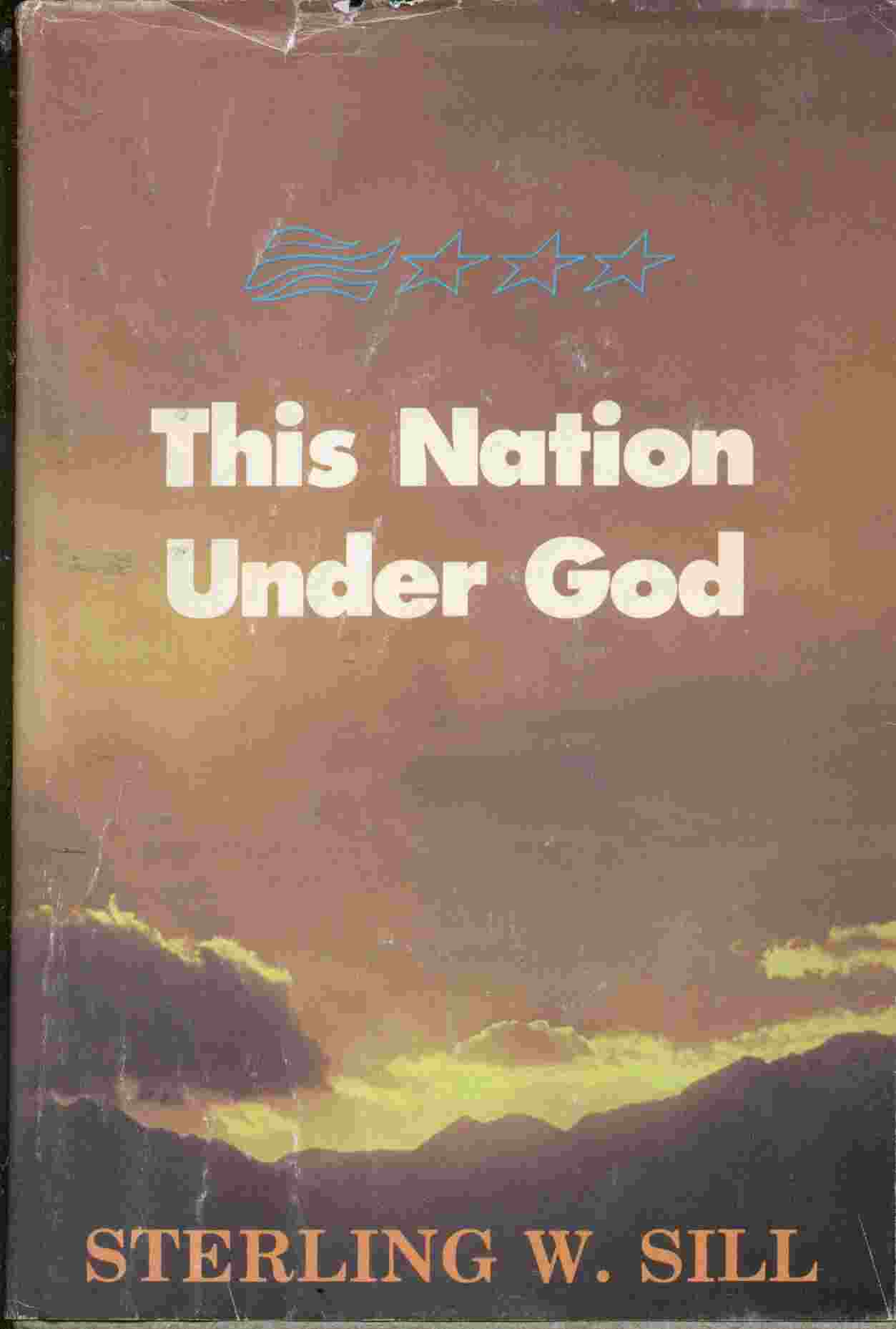 Image for THIS NATION UNDER GOD