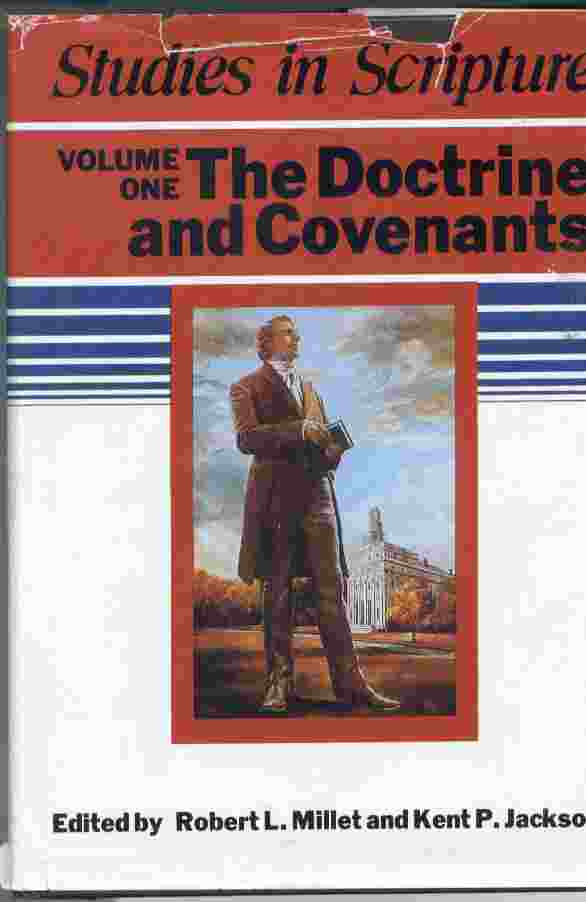 Image for STUDIES IN SCRIPTURE - VOL. 1 - The Doctrine and Covenants