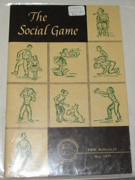 Image for THE SOCIAL GAME