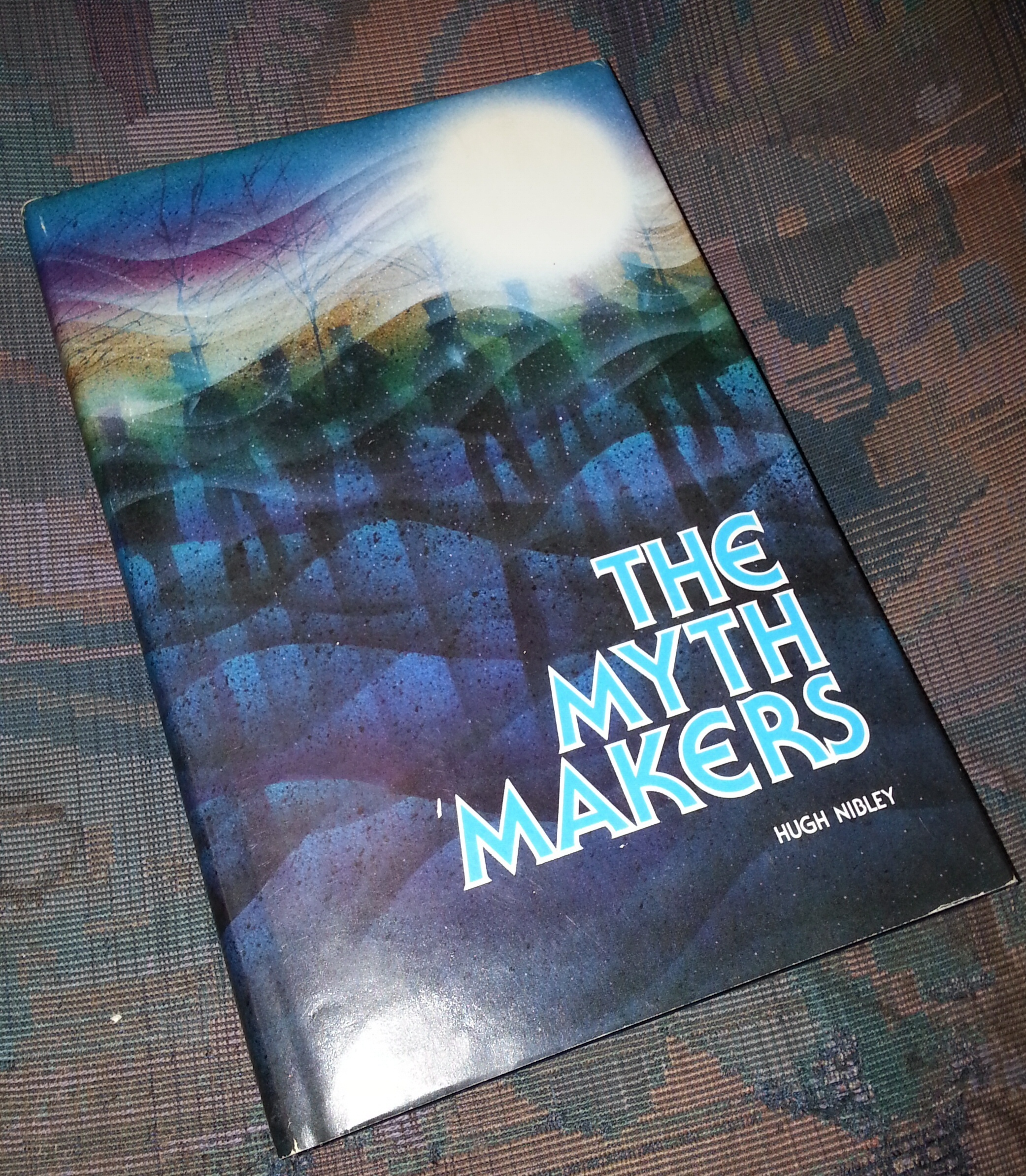 Image for THE MYTH MAKERS