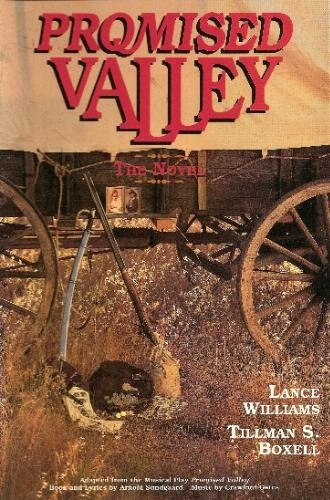 Image for PROMISED VALLEY - THE NOVEL