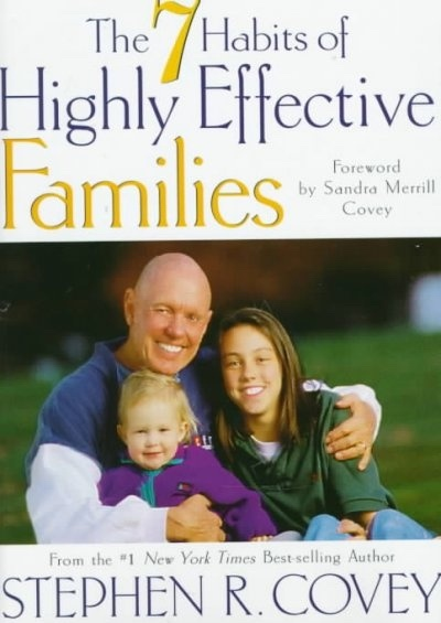 Image for THE 7 HABITS OF HIGHLY EFFECTIVE FAMILIES