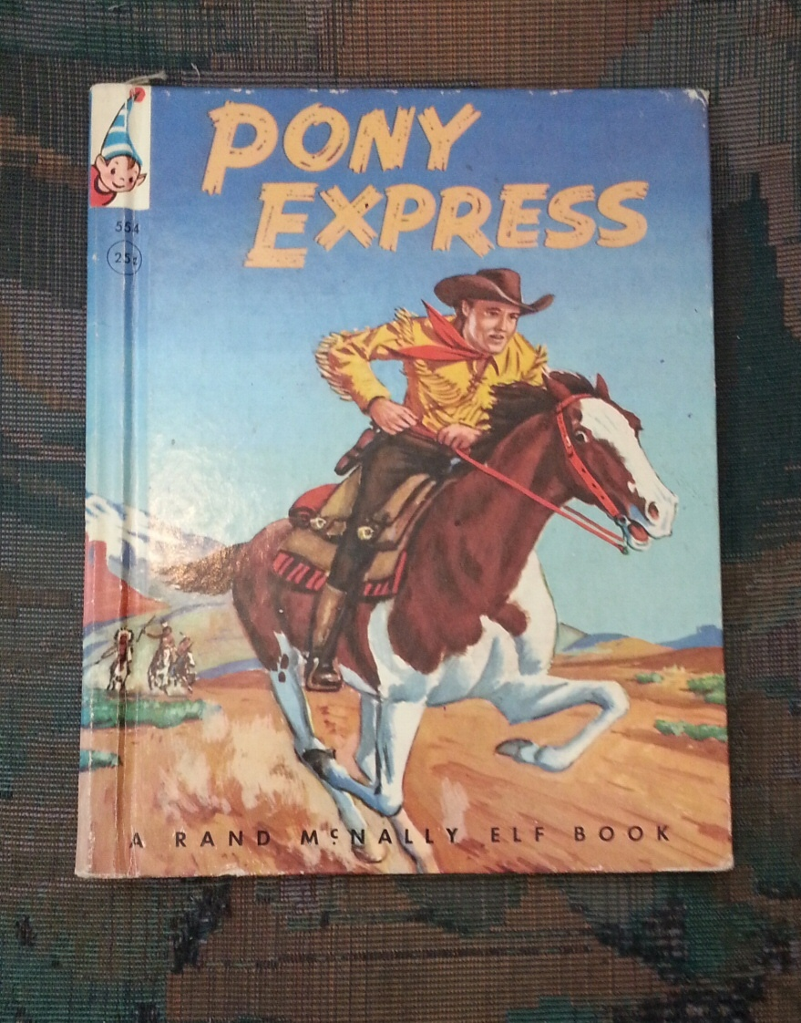 Image for PONY EXPRESS: 1860 - 1861