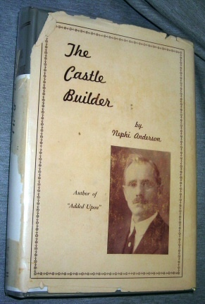 Image for THE CASTLE BUILDER:  A Missionary Story of the Northland