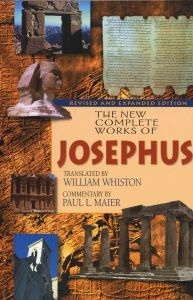 Image for THE NEW COMPLETE WORKS OF JOSEPHUS