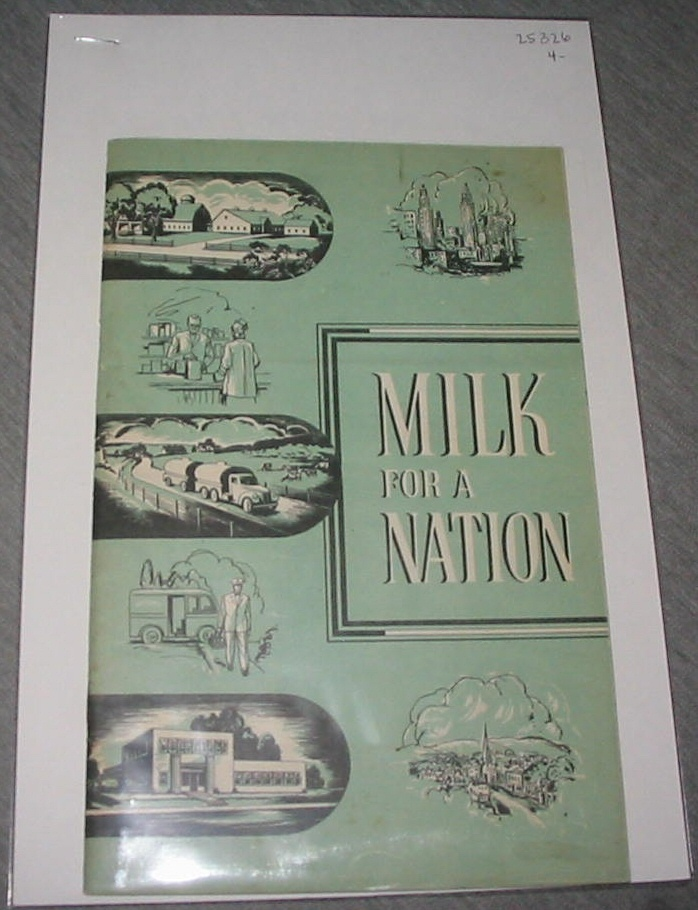 Image for Milk for a Nation