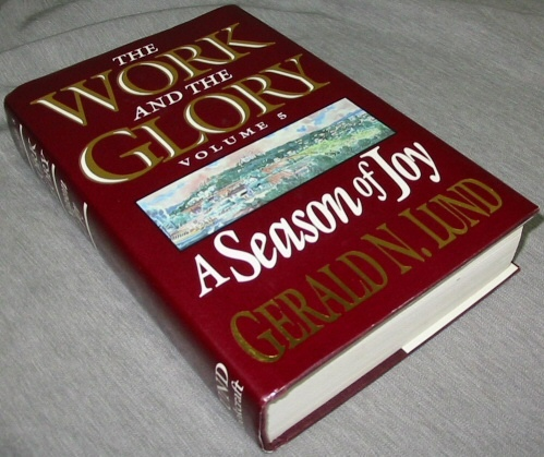 Image for THE WORK AND THE GLORY - VOL 5 -  A Season of Joy