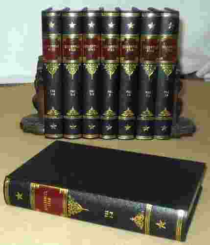 Image for MILLENNIAL STAR - HARDCOVER - MORMON - 1841 - 1842 - Vols 1-2