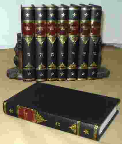 Image for MILLENNIAL STAR - HARDCOVER - MORMON - 1843 - 1844 - Vols 3-4