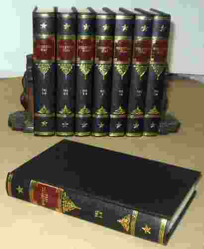 Image for MILLENNIAL STAR - HARDCOVER - MORMON - 1844 - 1845 - Vols 5-6