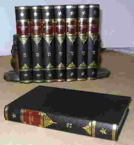 Image for MILLENNIAL STAR - HARDCOVER - MORMON - 1846 - Vols 7-8
