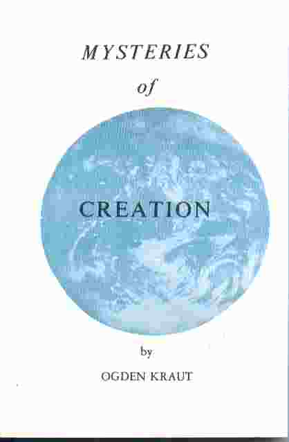 Image for MYSTERIES OF CREATION