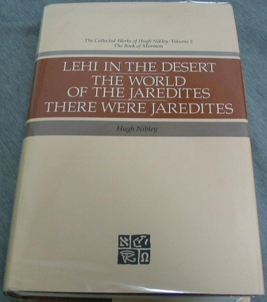 Image for Lehi in the Desert and the World of the Jaredites