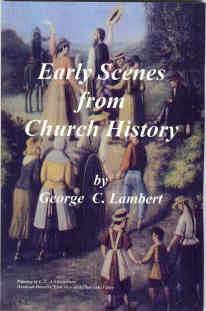 Image for EARLY SCENES FROM CHURCH HISTORY (1882)