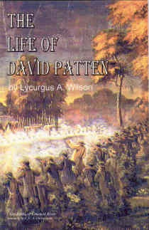 Image for THE LIFE OF DAVID PATTEN