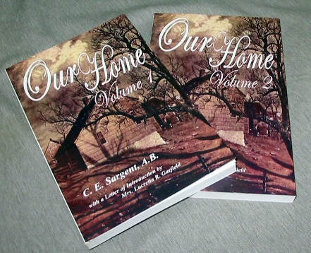 Image for OUR HOME - VOL. 1 & 2 - 1888 Reprint -