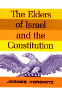 Image for THE ELDERS OF ISRAEL AND THE CONSTITUTION