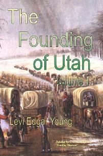 Image for The Founding of Utah - Vol. 1 & 2