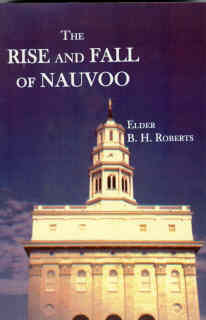Image for THE RISE AND FALL OF NAUVOO (1900)