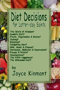 Image for DIET DECISIONS FOR LATTER-DAY SAINTS