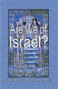 Image for ARE WE OF ISRAEL? (1895)