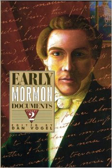 Image for EARLY MORMON DOCUMENTS - VOLUME 2