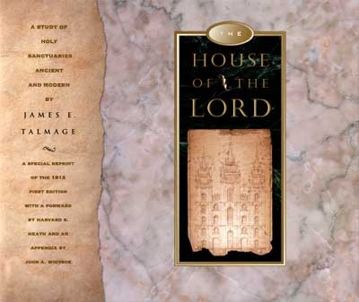 Image for The House of the Lord - A Study of Holy Sanctuaries, Ancient and Modern