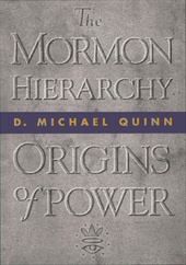 Image for Mormon Hierarchy - Origins of Power