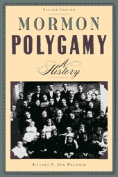 Image for Mormon Polygamy; A History
