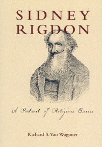 Image for SIDNEY RIGDON - a Portrait of Religious Excess