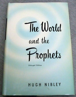 Image for THE WORLD AND THE PROPHETS