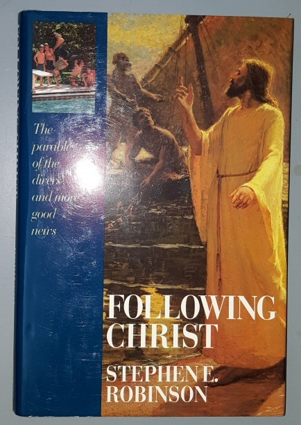Image for FOLLOWING CHRIST -  The Parable of the Divers and More Good News