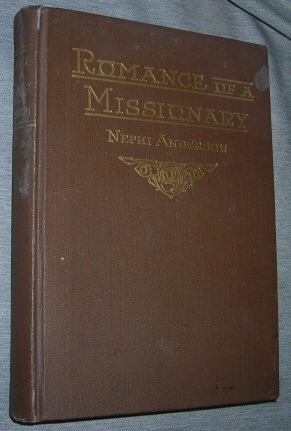 Image for ROMANCE OF A MISSIONARY:   A story of English life and missionary experiences