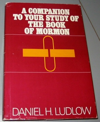 Image for A Companion to Your Study of the Book of Mormon