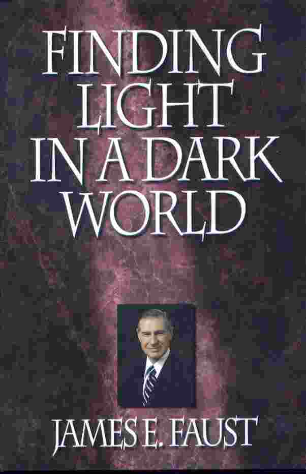 Image for FINDING LIGHT IN A DARK WORLD