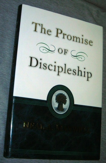 Image for THE PROMISE OF DISCIPLESHIP