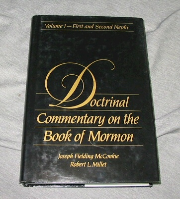 Image for Doctrinal Commentary on the Book of Mormon - Vol 1 - First and Second Nephi