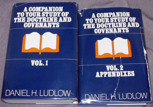Image for A Companion to Your Study of the Doctrine and Covenants (Volumes 1 & 2 [Set]) 2 Volume Set