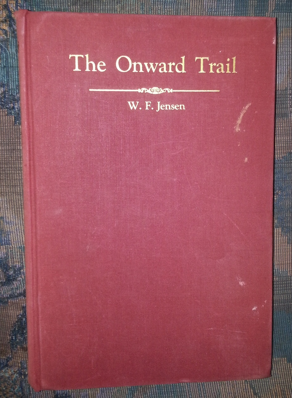 Image for THE ONWARD TRAIL