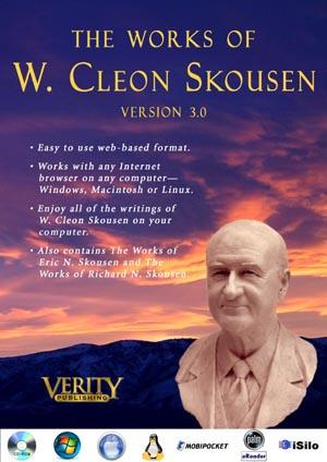 Image for THE WORKS OF W. CLEON SKOUSEN ON CD-ROM VERSION 3.0