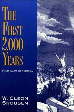 Image for The First 2,000 years From Adam to Abraham