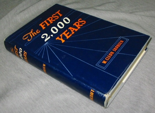 Image for The First 2,000 years