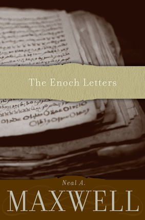 Image for THE ENOCH LETTERS