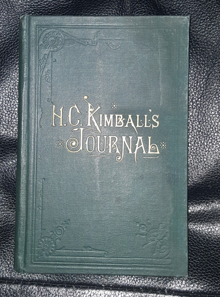 Image for PRESIDENT HEBER C. KIMBALL'S JOURNAL