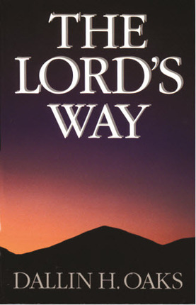Image for THE LORD'S WAY