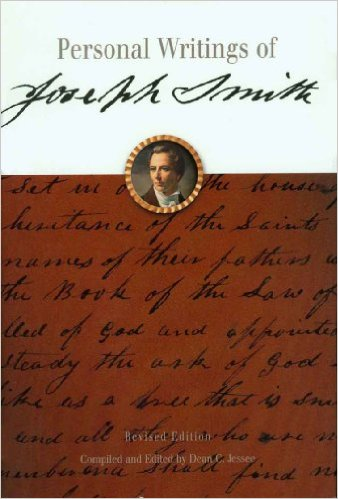 Image for THE PERSONAL WRITINGS OF JOSEPH SMITH