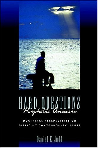 Image for HARD QUESTIONS, PROPHETIC ANSWERS
