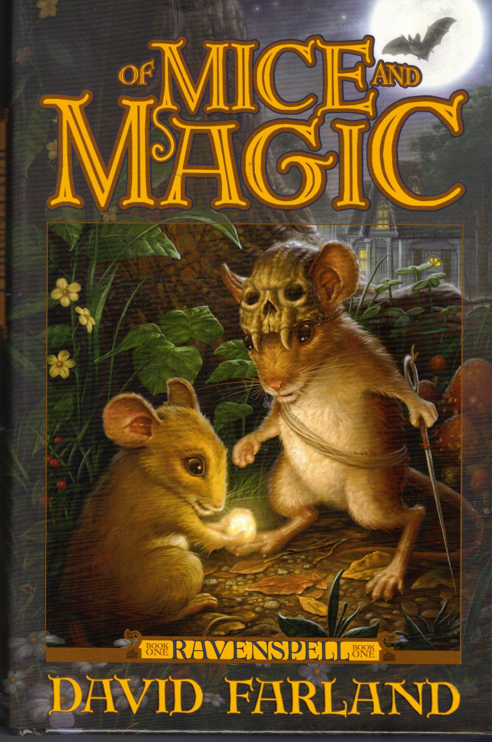 Image for Ravenspell - of Mice and Magic